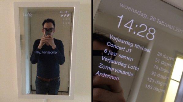 چرا شرکتهای فناوری فکر میکنند خانهها به آینه هوشمند نیاز دارند؟