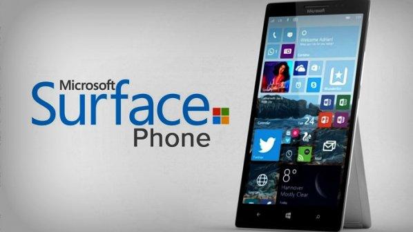 سرفیس فون مایکروسافت به نمایشگر تاشو مجهز میشود!