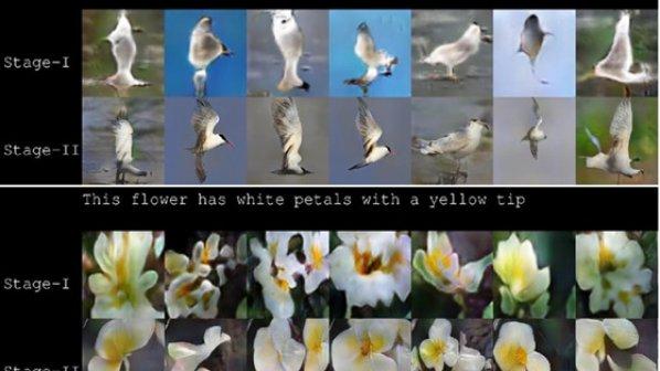 شبکه عصبی از روی متن تصویری با کیفیت بالا میسازد