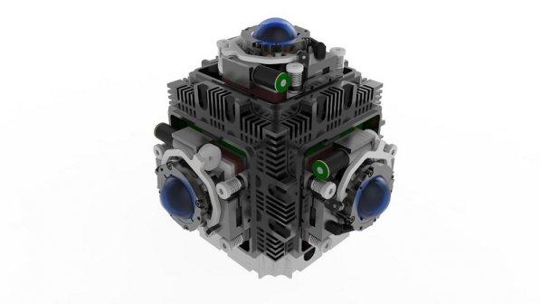 این دوربین عجیب برای فیلمسازان واقعیت مجازی ساخته شده است