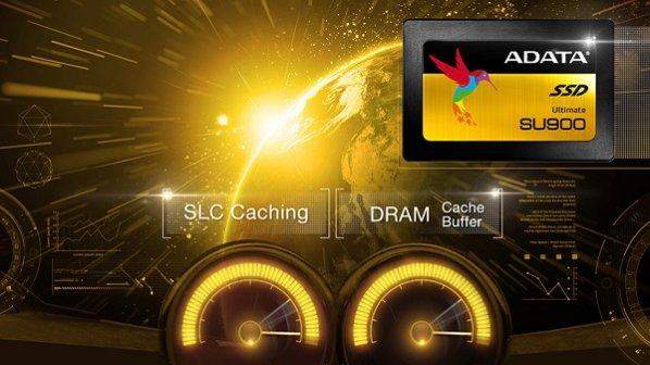 ایدیتا درایو جامد SU900 را با فناوری سهبعدی ناندفلش معرفی کرد
