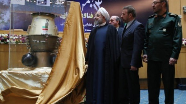 رونمایی از دو ماهواره جدید ساخت ایران