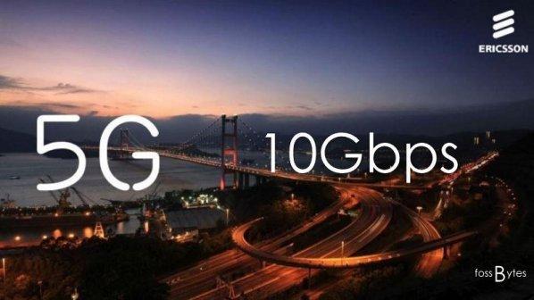 شبکه بیسیمی ده برابر سریعتر از 5G ساخته شد