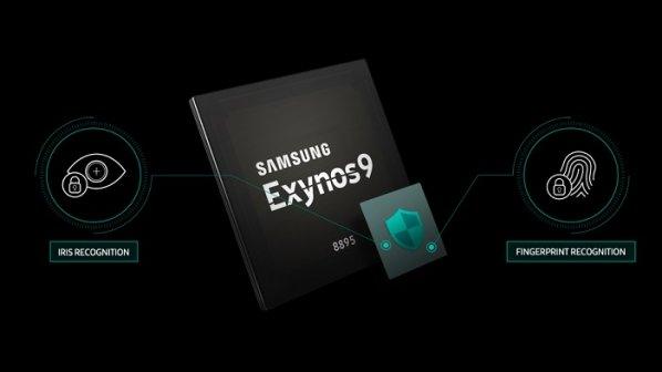 سامسونگ تراشه اگزینوس 8895 را معرفی کرد