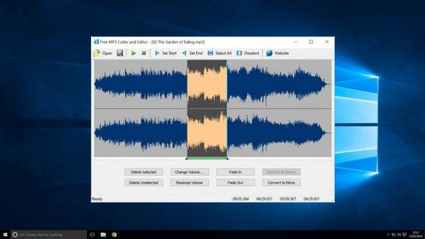 دانلود کنید: نرمافزار رایگان و سبک ویرایش فایلهای MP3