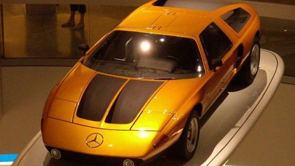 گالری عکس: موزه خودروی مرسدس بنز
