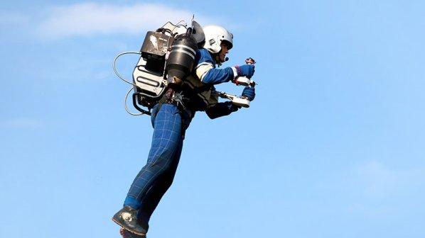 جتپک؛ ابزاری برای تجربه پرواز انفرادی