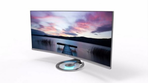 Asus Designo MX34VQ؛ جلوهای نو از زیبایی در نمایشگرهای خمیده