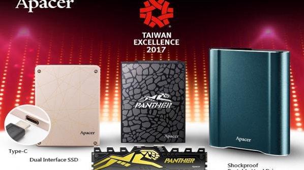 شرکت اپیسر هشتمین رتبه تایوان اکسلنس را کسب کرد