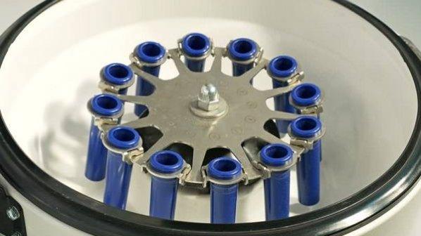 ساخت سانترفیوژ پزشکی با سرعت 20 هزار دور در دقیقه