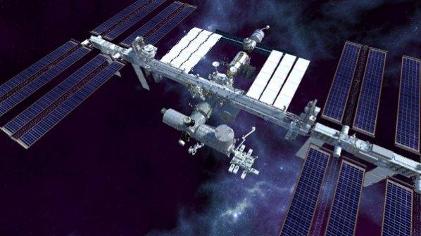 با هدستهای واقعیت مجازی به ایستگاه بینالمللی فضایی سفر کنید