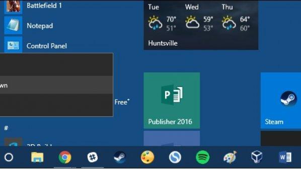 چگونه ویندوز را تنظیم کنیم تا کامپیوتر آخر شب به طور خودکار خاموش شود