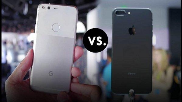 چرا آیفون 7 پلاس اپل از گوگل پیکسل ایکس ال بهتر است؟