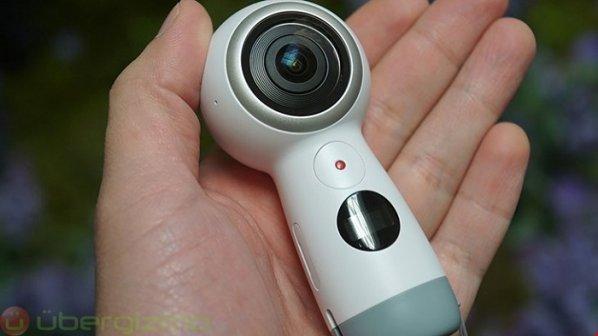 مدل جدید دوربین گیر 360 سامسونگ رونمایی شد