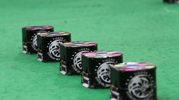 مسابقات سالانه بینالمللی ربوکاپ آزاد ایران افتتاح شد