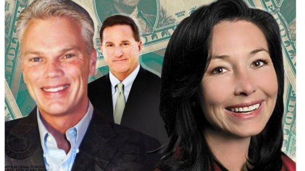 ۲۰ مدیرعامل دنیای فناوری که حقوقهای نجومی میگیرند