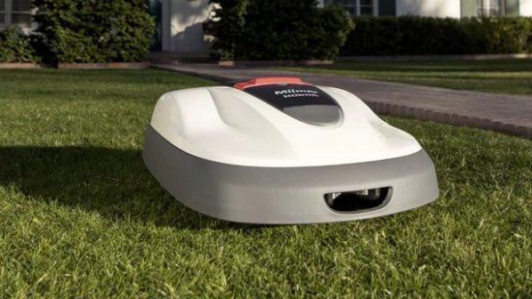 روبات چمنزن هوندا رسما به بازار ایالات متحده وارد شد