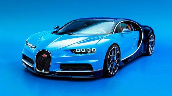 گالری عکس: تصاویر جذاب سریعترین خودروی جهان