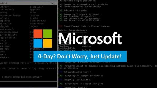 مایکروسافت: آسیبپذیریهای بحرانی ویندوز را ترمیم کردیم