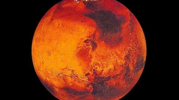 ناسا تصاویر فرسایش سیاره سرخ را منتشر کرد