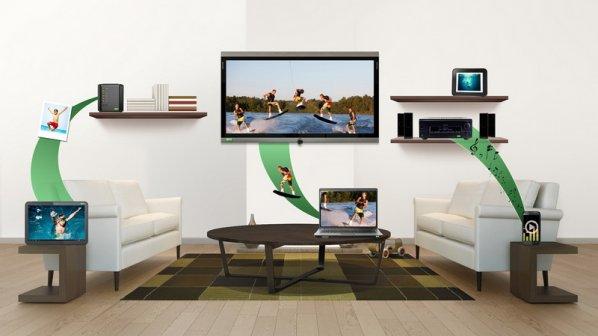 چگونه با کابل اترنت کامپیوتر را به تلویزیون متصل کنیم