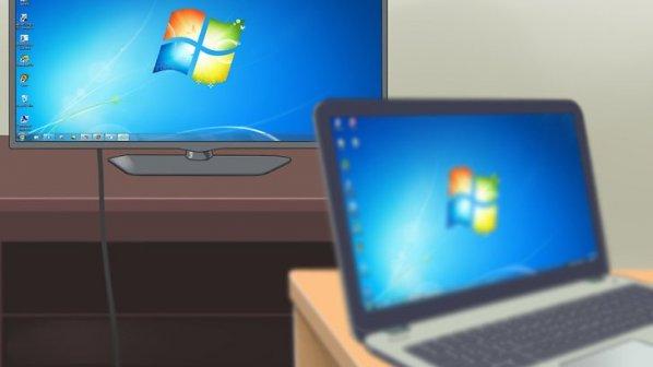 چگونه با کابل USB لپتاپ را به تلویزیون متصل کنیم