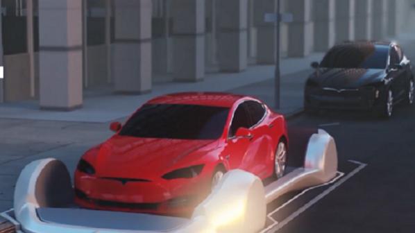 ویدیو: ایلان ماسک مشکل ترافیک را با سورتمه حل کرد