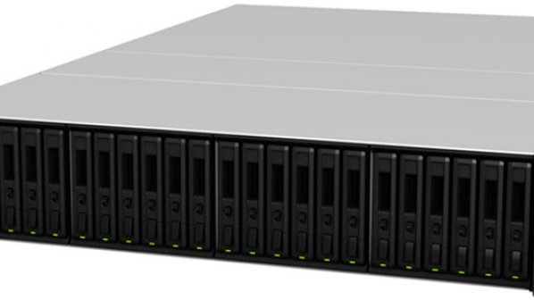 ذخیرهساز تمام فلش سینولوژی با پردازندههای هشت هستهای اینتل