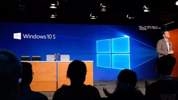 نگاهی به ویژگیها و امکانات سیستمعامل ویندوز 10 اس