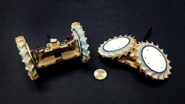 ناسا از کوچکترین مریخنورد خود رونمایی کرد