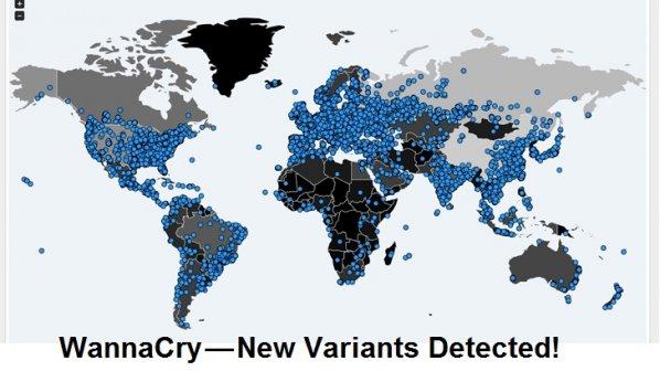 گونههای جدیدی از باجافزار WannaCry شناسایی شدند