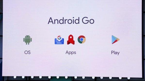"""گوگل نسخه سبکتر اندروید را با نام """"اندروید گو"""" معرفی کرد"""