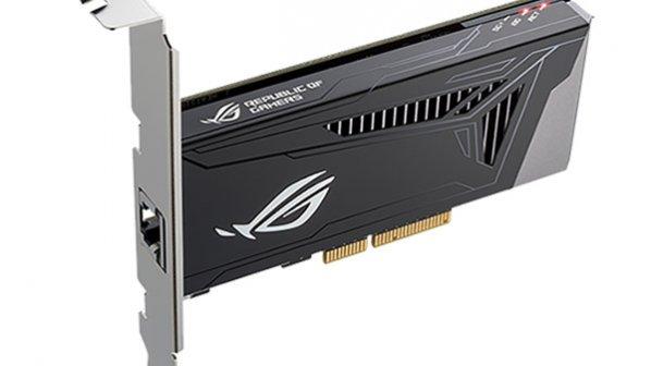 کارت شبکه PCIe ده گیگابیتی با هیتسینک