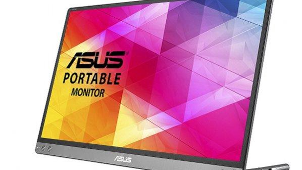 ایسوس باریکترین نمایشگر Full HD جهان را معرفی کرد