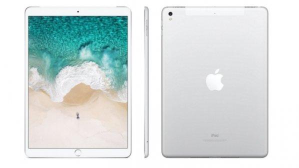 رندرهای آیپد پرو 10.5 اینچی و جدید اپل منتشر شدند + عکس