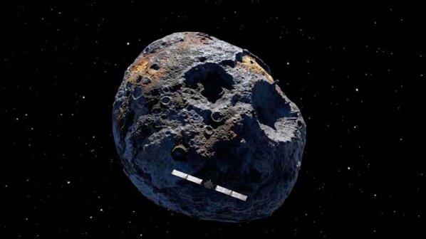این سیارک میتواند اقتصاد دنیا را نابود کند