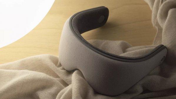 ماسکی که با تحریک الگوهای مغز، خواب راحت و عمیق را به شما هدیه میدهد