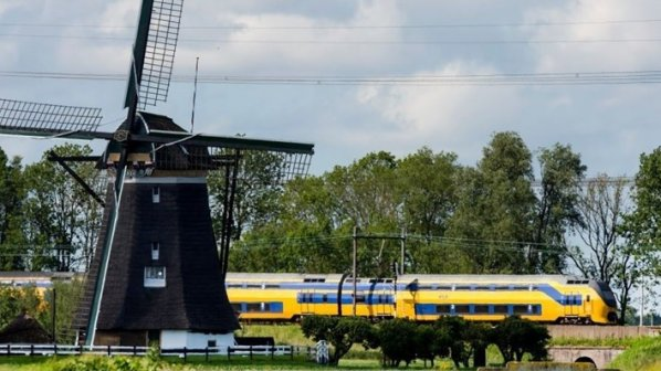 از سال ۲۰۱۸ تمامی قطارهای هلندی با انرژی باد حرکت میکنند