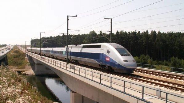 اولین قطار خودران و پرسرعت جهان در فرانسه به حرکت درخواهد آمد