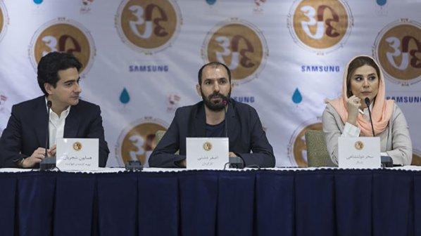 سامسونگ تنها حامی پروژه بزرگ موسیقی و نمایشی «سی» است