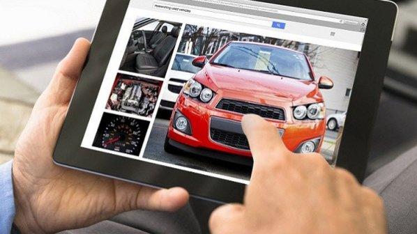 تجارت خودرو در فضای مجازی