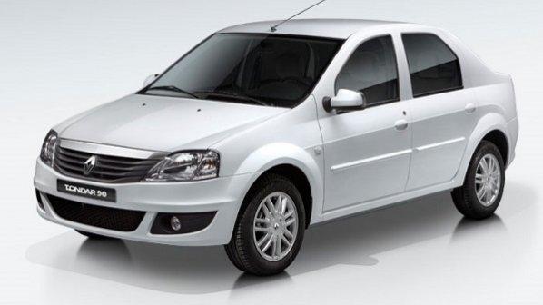 مشخصات فنی خودروی تندر 90 پلاس