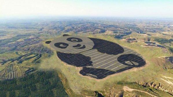برنامه عظیم چین برای صادرات نیروگاههای انرژی خورشیدی به شکل پاندا