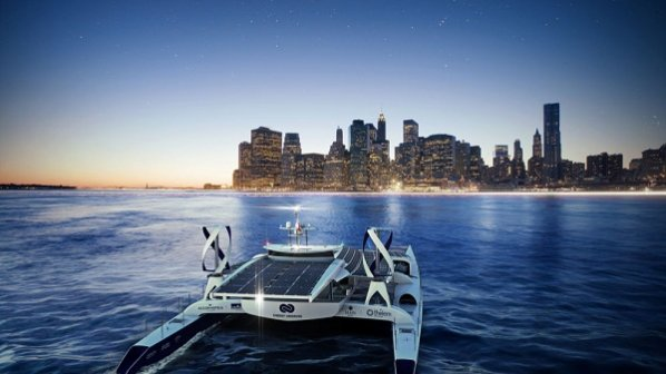 تماشا کنید: قایق خورشیدی ساخته شد