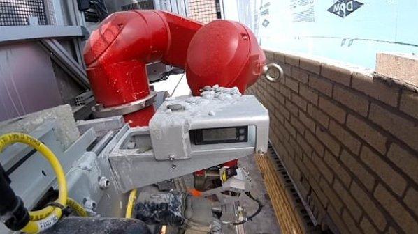 این روبات 500 برابر سریعتر از انسان کار میکند