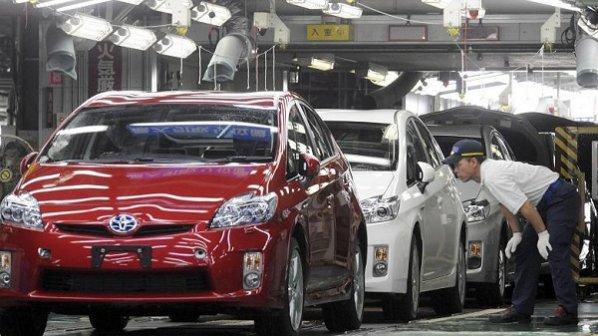تویوتا پرفروشترین خودروساز دنیا