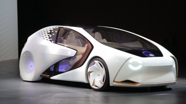 تماشا کنید: مدل مفهومی جدید تویوتا به همراه دستیار هوشمند