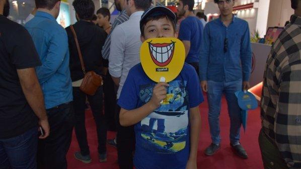 عکسهای جذابی از حاشیه نمایشگاه الکامپ 2017