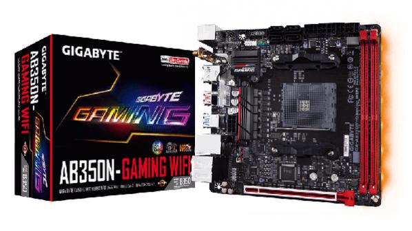 مادربوردی با پردازنده AM4 AMD و وایفای 802.11ac