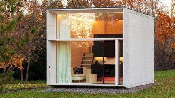 تماشا کنید: خانهای که تمام انرژیاش را از خورشید میگیرد